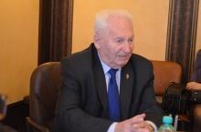 Кировские студенты встретились с легендой кировской милиции – Маратом Эпштейном