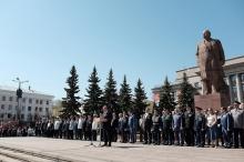 Владимир Климов принял участие в торжественных мероприятиях, посвященных празднованию Дня Победы