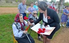 Праздничные мероприятия, посвященные Дню Победы, прошли в д. Удмуртский Сурвай