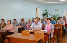 Проведено рабочее совещание с главами и специалистами сельских поселений