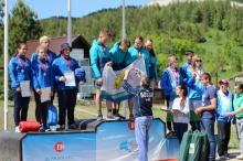 На «Туриаде-2019» кировчане стали призерами соревнований на водных дистанциях