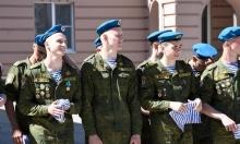 Нижегородские кадеты завоевали право носить голубые береты