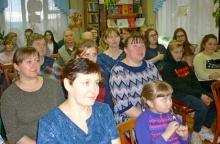 Библионочь в Унинском районе