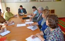 С заседания совета по делам инвалидов