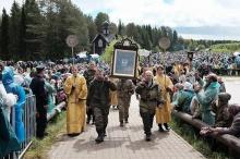 Места стоянок паломников будут обработаны от клещей