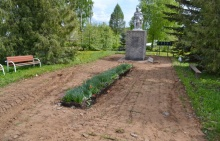 Началась реализация проекта по ремонту памятника воинам-унинцам