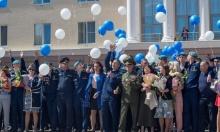 Игорь Комаров поздравил выпускников кадетских корпусов Приволжского федерального округа с окончанием учебы
