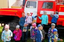 Праздник пожарной безопасности