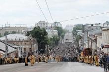 Великорецкий крестный ход объединил 27 тысяч паломников