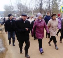 Подведены итоги семейного марафона, посвященного 90-летию Унинского района.