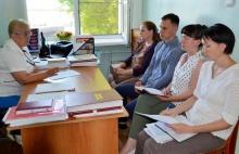 Состоялось очередное заседание территориальной избирательной комиссии