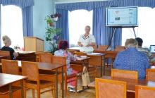 Председатель ТИК встретилась с руководителями районных отделений политических партий