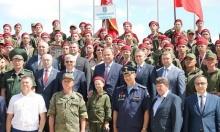 20 кировчан приняли участие в первой смене юнармейского лагеря «Гвардеец»