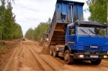В районе осуществляются работы по ремонту дорог
