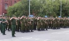 Кировчане постигают азы армейской жизни в Нижегородской области