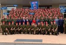 Кировчане заняли второе место по итогам смены юнармейского лагеря «Гвардеец»