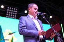 Кировчане приняли участие в торжественном открытии Молодежного форума «iВолга-2019»