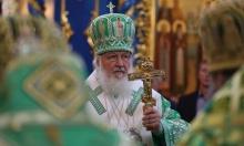 Визит Патриарха Кирилла в Саров
