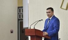 Игорь Паньшин представил главного федерального инспектора по Саратовской области