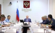 Заседание Межведомственной комиссии по вопросам защиты населения и территорий от чрезвычайных ситуаций и обеспечения пожарной безопасности.