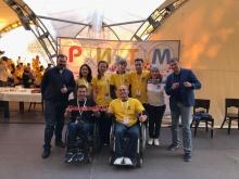 Кировчане приняли участие в инклюзивном форуме «Территория Ритма: Я – предприниматель своей жизни»