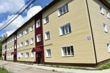 В Кировской области из аварийного жилья переселили 196 человек