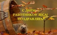 Игорь Васильев вручил почетные грамоты и благодарственные письма работникам лесного хозяйства