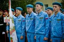 Кировские старшеклассники принимают участие в окружном финале «Зарницы Поволжья»
