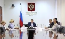 Заседание рабочей группы Координационного совета ПФО по государственной кадровой политике