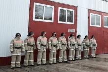 Вопрос льготных пенсий пожарным обсудили на общественном совете при администрации правительства