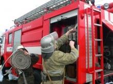 Сергей Киселев посетил пожарную часть №71