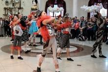 Всероссийский фестиваль «Вятка — город детства» проходит в Кирове