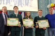 Студенты из Кировской области заняли I место во Всероссийском «Лесном многоборье - 2019»