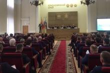 Андрей Плитко принял участие в совещании под председательством Генерального прокурора РФ Юрия Чайки в Красноярске