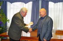 """Директор ООО """"СХП """"Елгань"""" удостоен Всероссийского признания"""