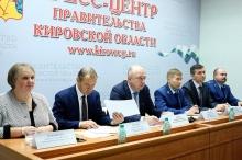 Андрей Плитко провел совещание в рамках проекта «Открытый регион» с главами районов, представителями бизнеса, налоговой службы и прокуратуры.