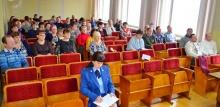 Состоялось совещание по профилактике преступности среди несовершеннолетних
