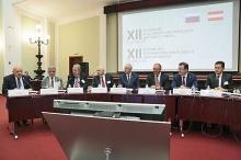 Андрей Плитко принимает участие в заседании Российско-Австрийского делового совета