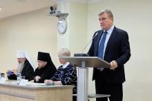 Игорь Васильев выступил на пленарном заседании XXIV Свято-Трифоновских образовательных чтений
