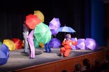 Студенты Вятского колледжа культуры выступили на сцене кировского театра кукол