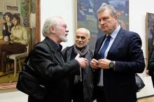 Игорь Васильев открыл выставку «Большой портрет»