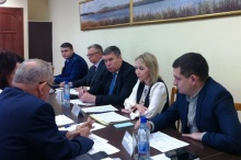 Владимир Климов провел прием граждан в Белохолуницком районе