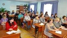Большой этнографический диктант в Унинском районе