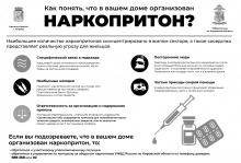 В Кировской области стартовала акция «Сообщи, где торгуют смертью»