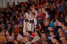 Ансамбль «Слобода» принял участие в гала-концерте лауреатов Всероссийского фестиваля-конкурса