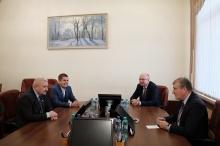 Игорь Васильев встретился с представителями политических партий
