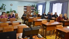 С оргкомитета по подготовке к празднованию 75-летия Победы в Великой Отечественной войне