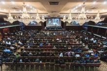 Помощник полпреда Алексей Симонов принял участие в IV Форуме православной общественности Республики Татарстан