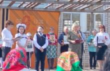 Глава сельского поселения выступила на митинге, посвященном Дню Великой победы
