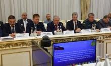 В округе подвели итоги совместной деятельности в вопросах предупреждения  и ликвидации чрезвычайных ситуаций